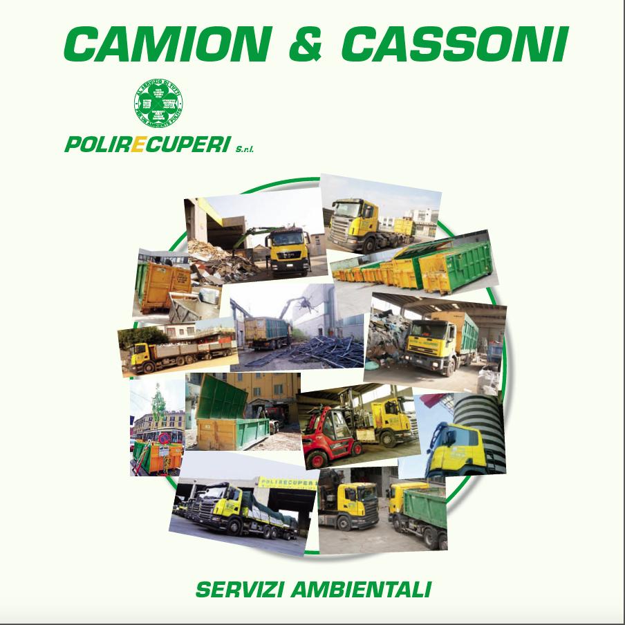 Camion Cassoni Polirecuperi